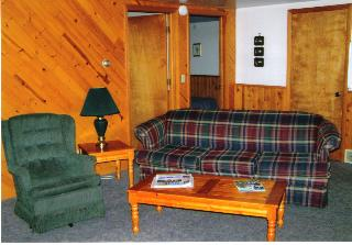 Executive Inn living room