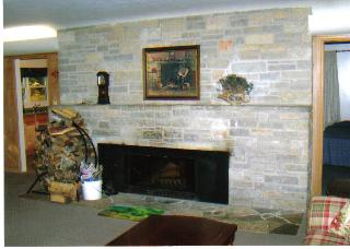 Executive I fireplace